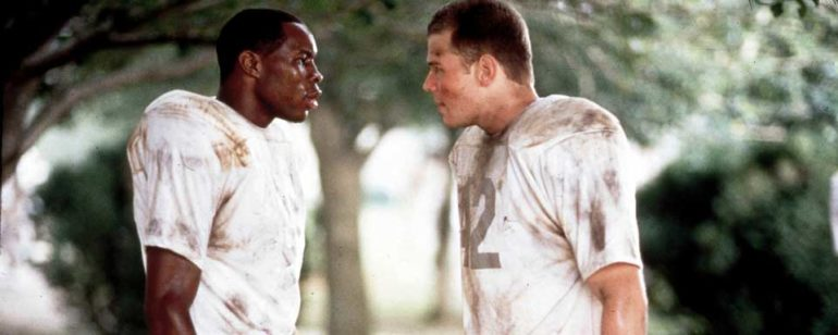 Remember the Titans, Julius Campbell, Gerry Bertier, Football, racism, equality