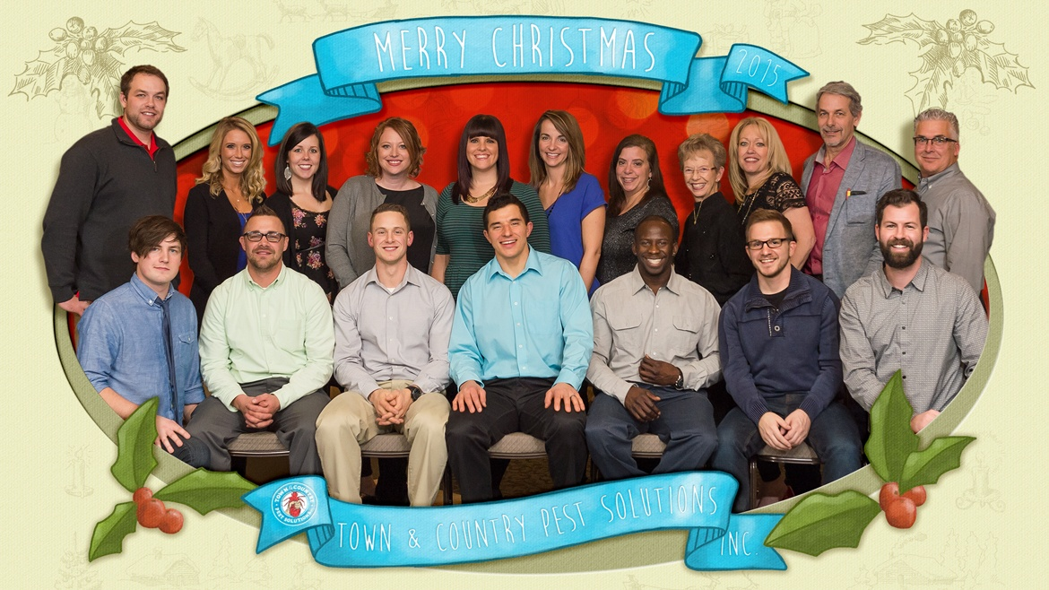 christmas party, town and country, town and country pest solutions, pest, pests, rochester, syracuse, buffalo, rochester ny, syracuse ny, buffalo ny, new york, western ny, rochester exterminators, syracuse exterminators, buffalo exterminators, bed bugs, fabry, matt fabry, extermination, hire the pros, friendly, trustworthy