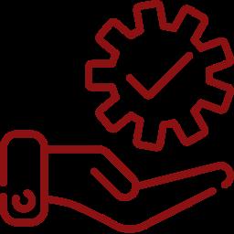 service guarantee icon